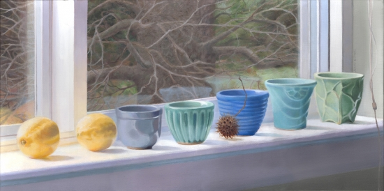 <strong>Kitchen Sill</strong><br />Oil on Canvas<br />Sold<br /><br /><br />